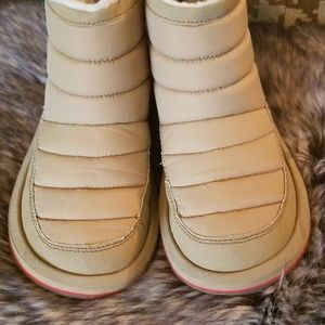 Sanuk Shoes - Sanuk Puff N Chill Winter Booties Boots Womens 8